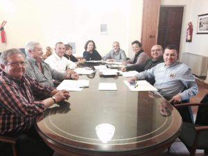Reunió d'AVELA a l'Ajuntament del Mareny de Barraquetes