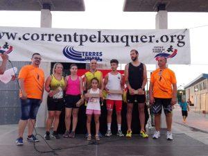 La IX Volta a Peu al Mareny de Barraquetes va tornar a ser un èxit