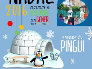 """Escola de Nadal """"Les aventures de Pingüi"""""""