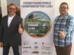 El Mareny donant suport a Fortaleny amb el seu Campionat Mundial de Pesca