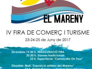 IV Fira Comerç i Turisme Tasta el Mareny