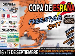 El Mareny de Barraquetes presenta la final de la Copa d'Espanya de Patinatge Freestyle